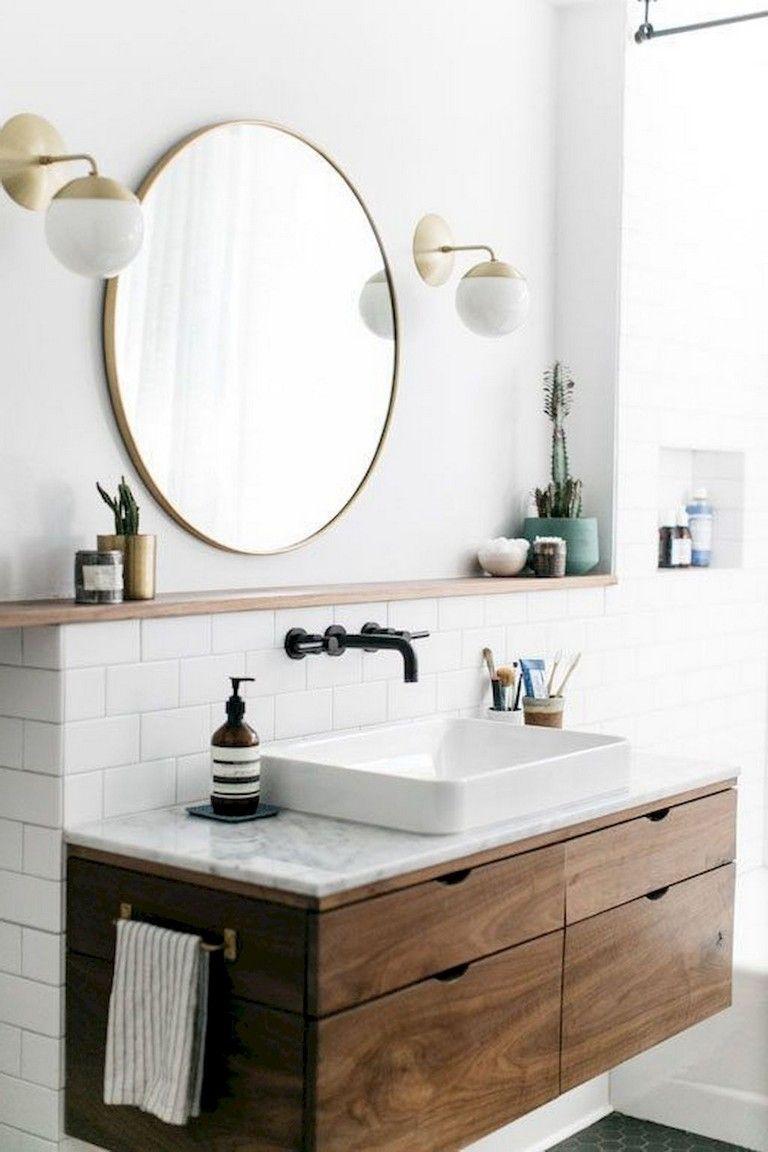 Best 30 Minimalist Medieval Century Bathroom Design Ideas 400 x 300