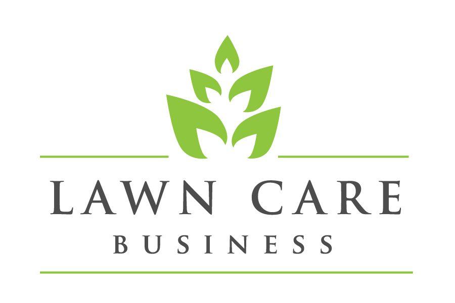 lawn service logo template pinterest service logo lawn