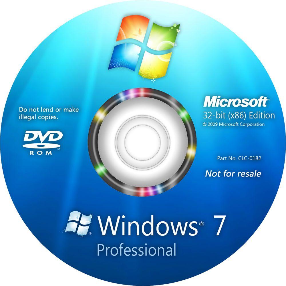 Windows 7 64bit Ultimate Professional Pro Home Sp1 Install