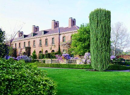 Filoli Estate In Woodside California Served As The Backdrop For Films Like Wedding Planner