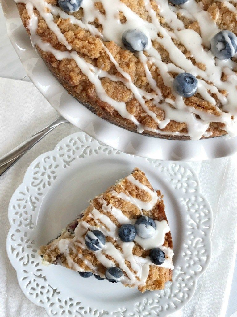 Blueberry Streusel Coffee Cake Recipe Streusel coffee