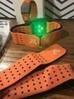Orange Theory Fitness Heart Rate Monitor Flex Arm Band OTF OTFlex #Fitness #armbandworkouts Orange T...