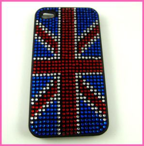 England Flag Hard Cover Case for iPod Touch 4th Gen New Flag Case