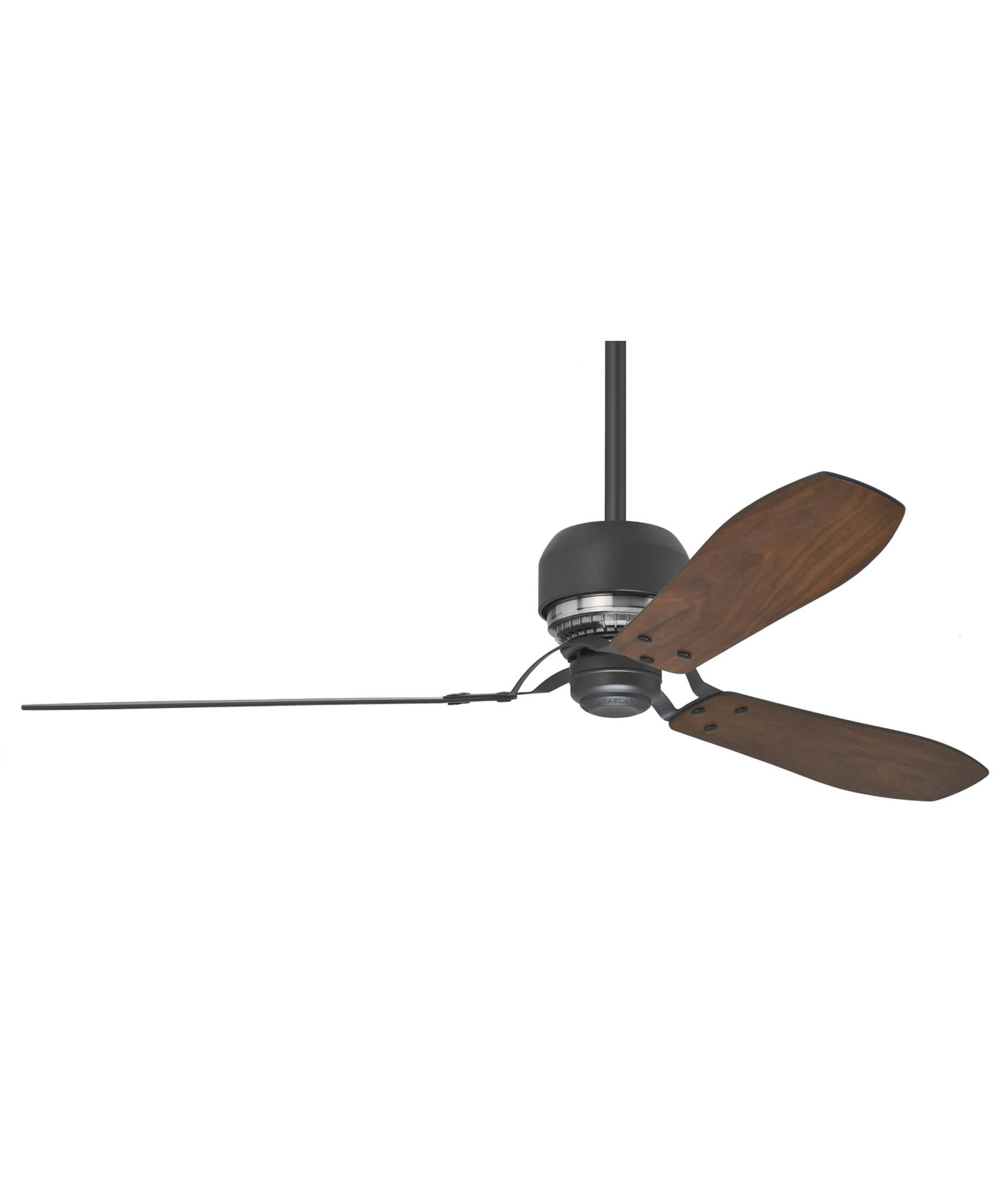 Shown in graphite finish tudor craftsman fans pinterest casablanca fans co tribeca ceiling fan graphite motor with walnutgraphite blades 3 blade industrial inspired styling with full function wall control aloadofball Choice Image