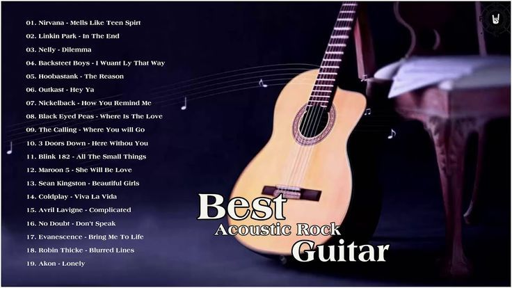 Acoustic Rock Guitar Best Acoustic Rock Songs Of All Time Convert Youtube Vi Download Youtube Music Conv Rock Songs Youtube Music Converter Guitar Songs