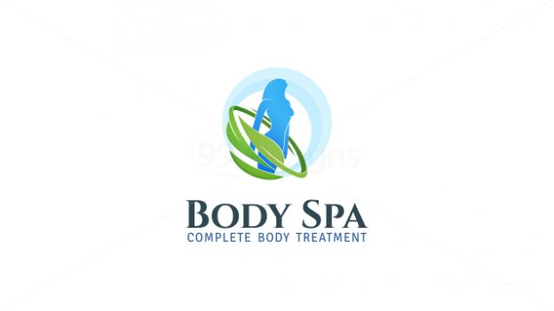 Woman Body on 99designs Logo Store