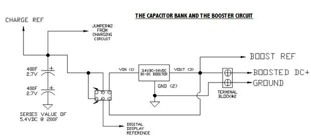 The Forever Rechargeable Variable Super Capacitor Battery Capacitors Circuit Recharge