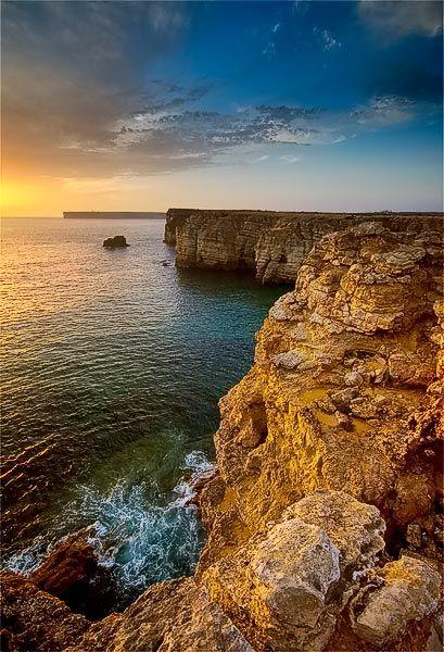Cabo san vicente el algarve buenos recuerdos pinterest recuerdos y viajes - Cabo san vicente portugal ...