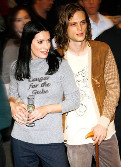 Who is matthew gray gubler dating  Reid on Criminal Minds