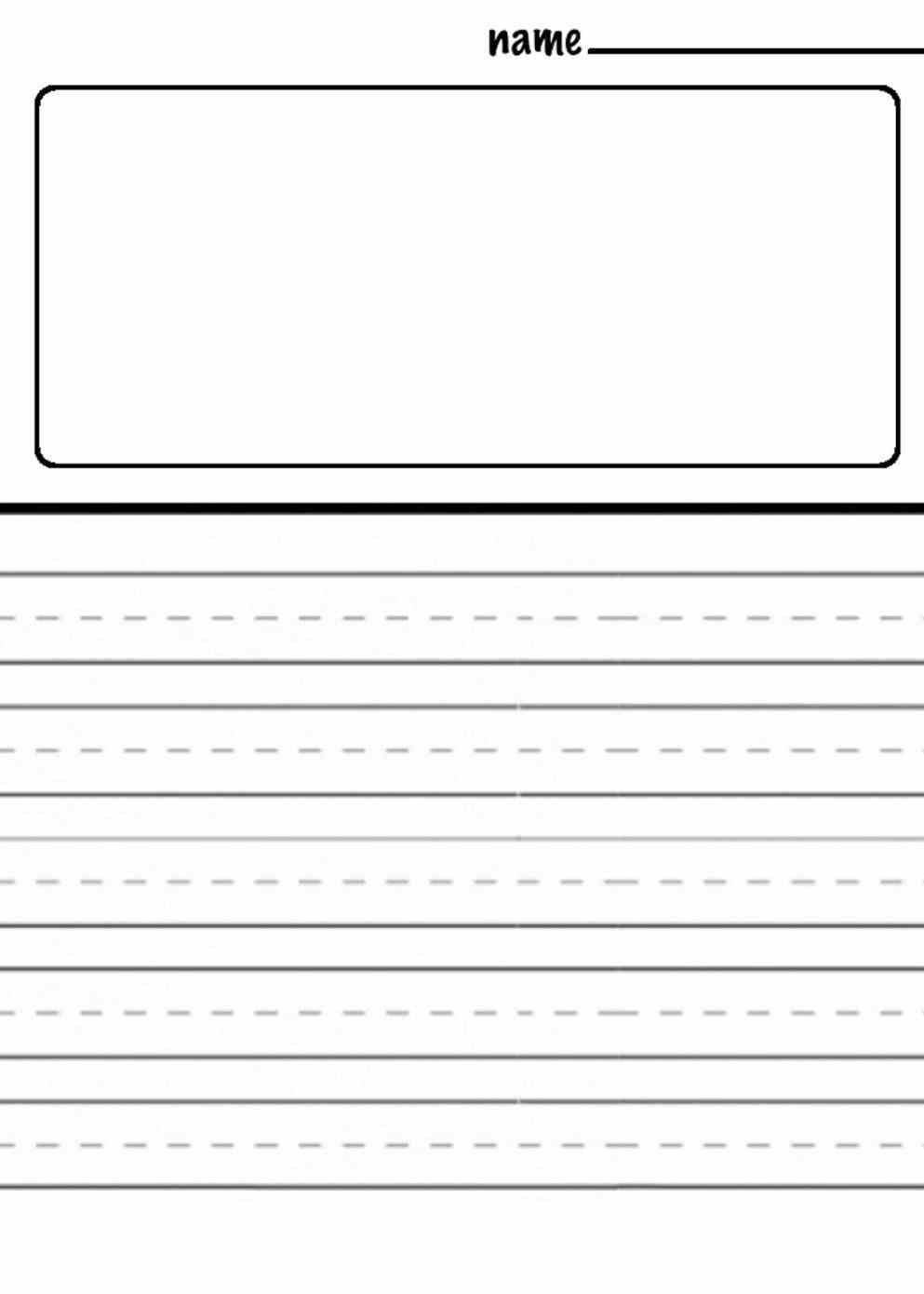 Image Result For Free Printable Handwriting Paper  Language