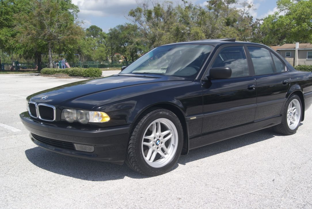 2001 BMW 7Series 740i M SPORT Package (With images) Bmw