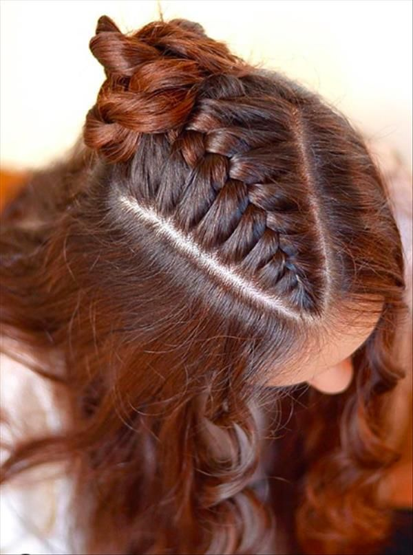 38 Cute and Easy Hairstyle for Primary School and Middle School Girls - The First-Hand Fashion News for Females