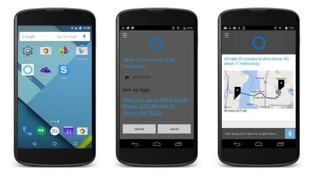 It's Official Microsoft's Cortana Is Coming To iOS And