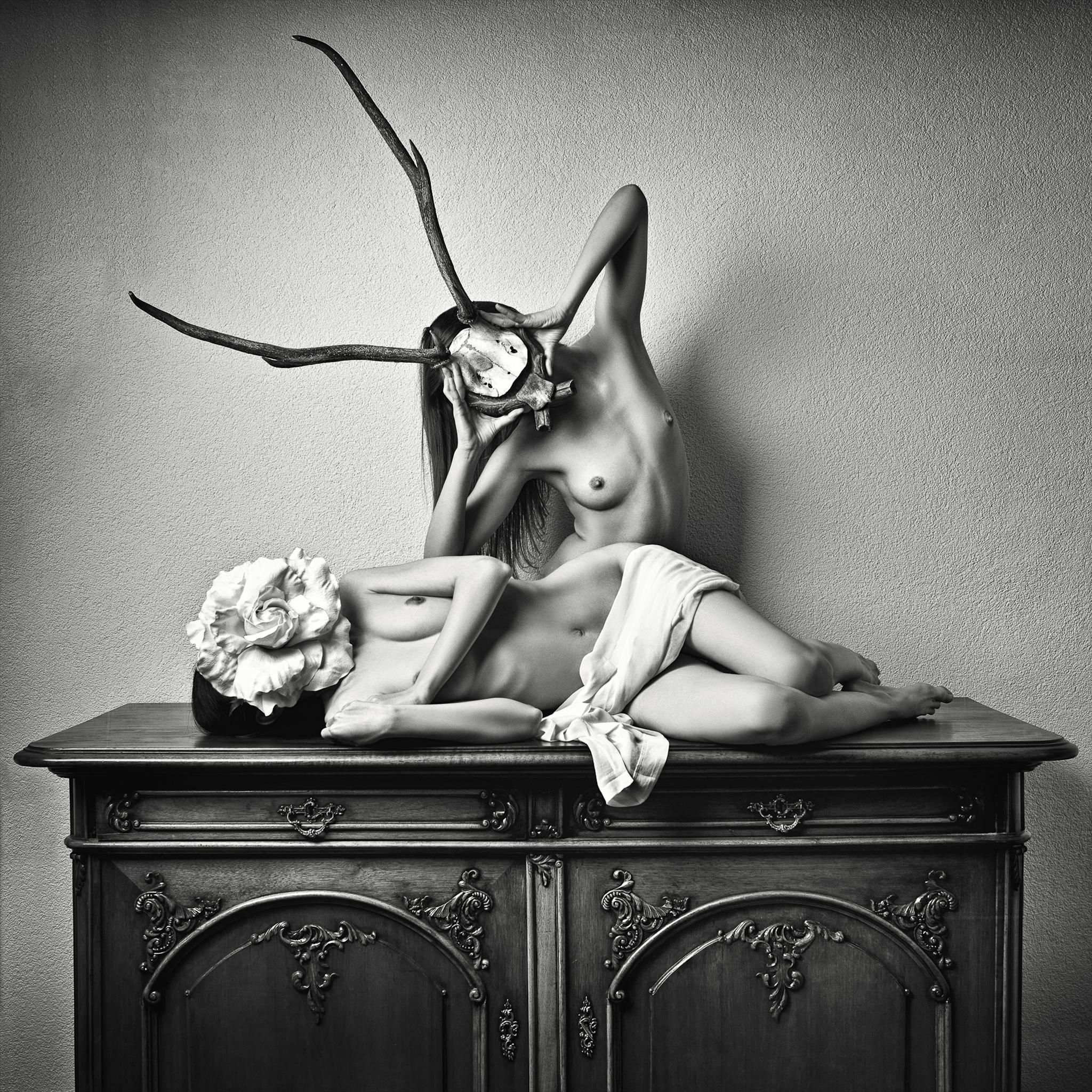 Eros & Thanathos - Daniel Ilinca @ yourPainting