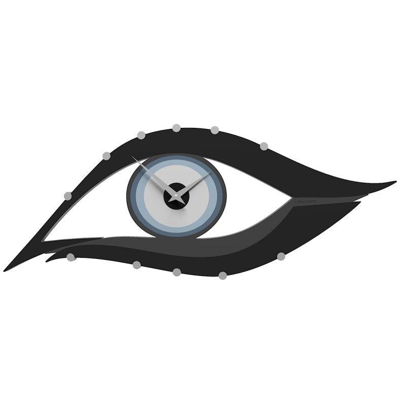 horloge murale design eye atylia