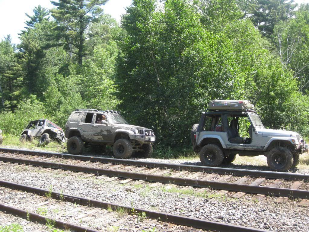 jeep liberty solid axle swap | Bullwinkle