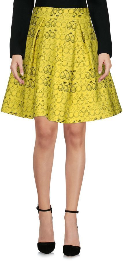 SKIRTS - Knee length skirts Simona Corsellini Where Can I Order wLvI8i