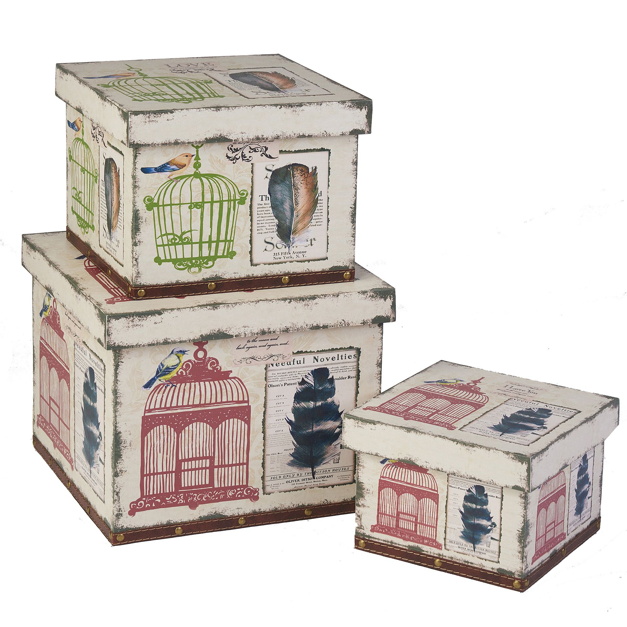 decor boxes of grey with concept creative scents set design by decorative birch elegant storage lids