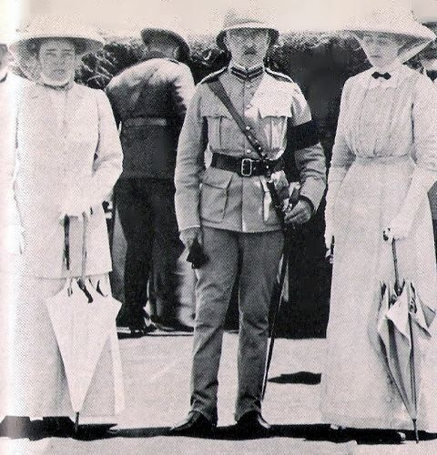 Our Rhodesian Heritage: Duke of Connaught's Tour of Rhodesia - 1910