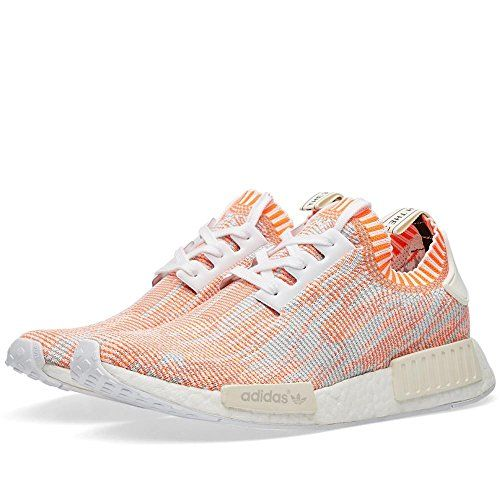 Best Athletic Shoes | New Adidas NMD_R1 PK Nomad Runner Primeknit Solar Red  Grey Camo Size