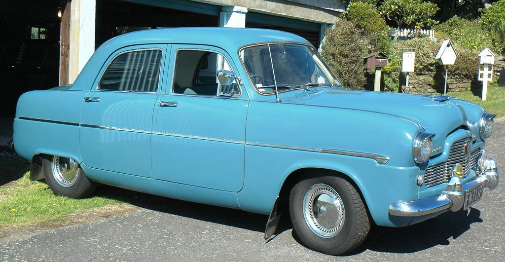 Mk I Ford Zephyr New Zealand Ford Zephyr Car Ford Ford