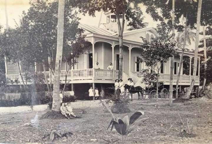 Residencia Ramrez de Arellano Guanajibo Mayagez  OLD