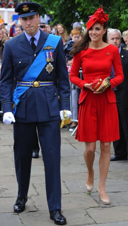 Will and Kate Diamond Jubilee