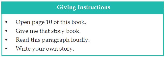 Contoh Dialog Giving Instruction Pendek Dalam Bahasa Inggris