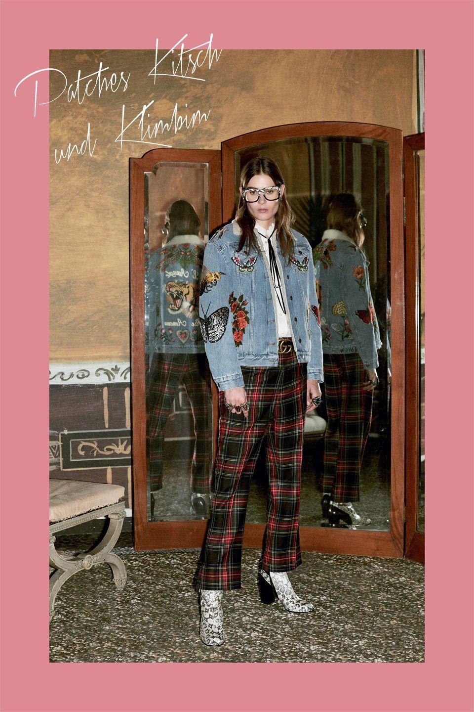 Lookbook Gucci Prefall 2016   Zunder