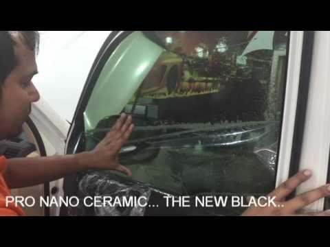 Geoshield Pro Nano The New Black Ceramic Tint New Black Ceramics Black