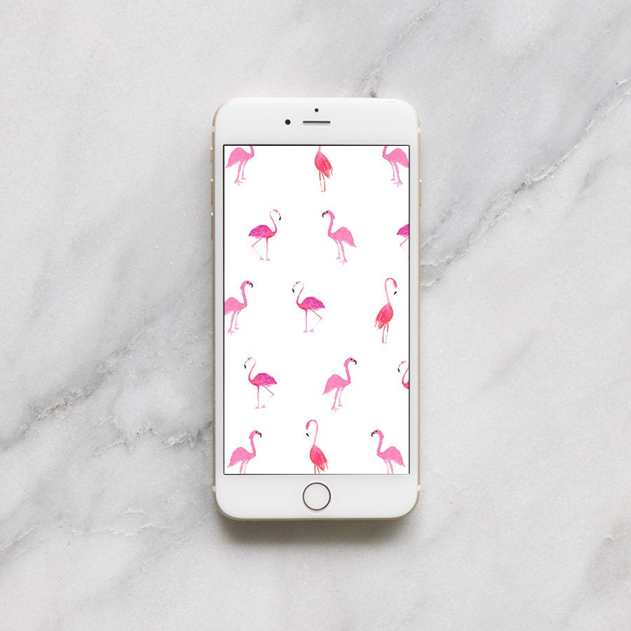 Free downloadable iPhone and Android Summer wallpaper from west elm - just in time for the warm weather!