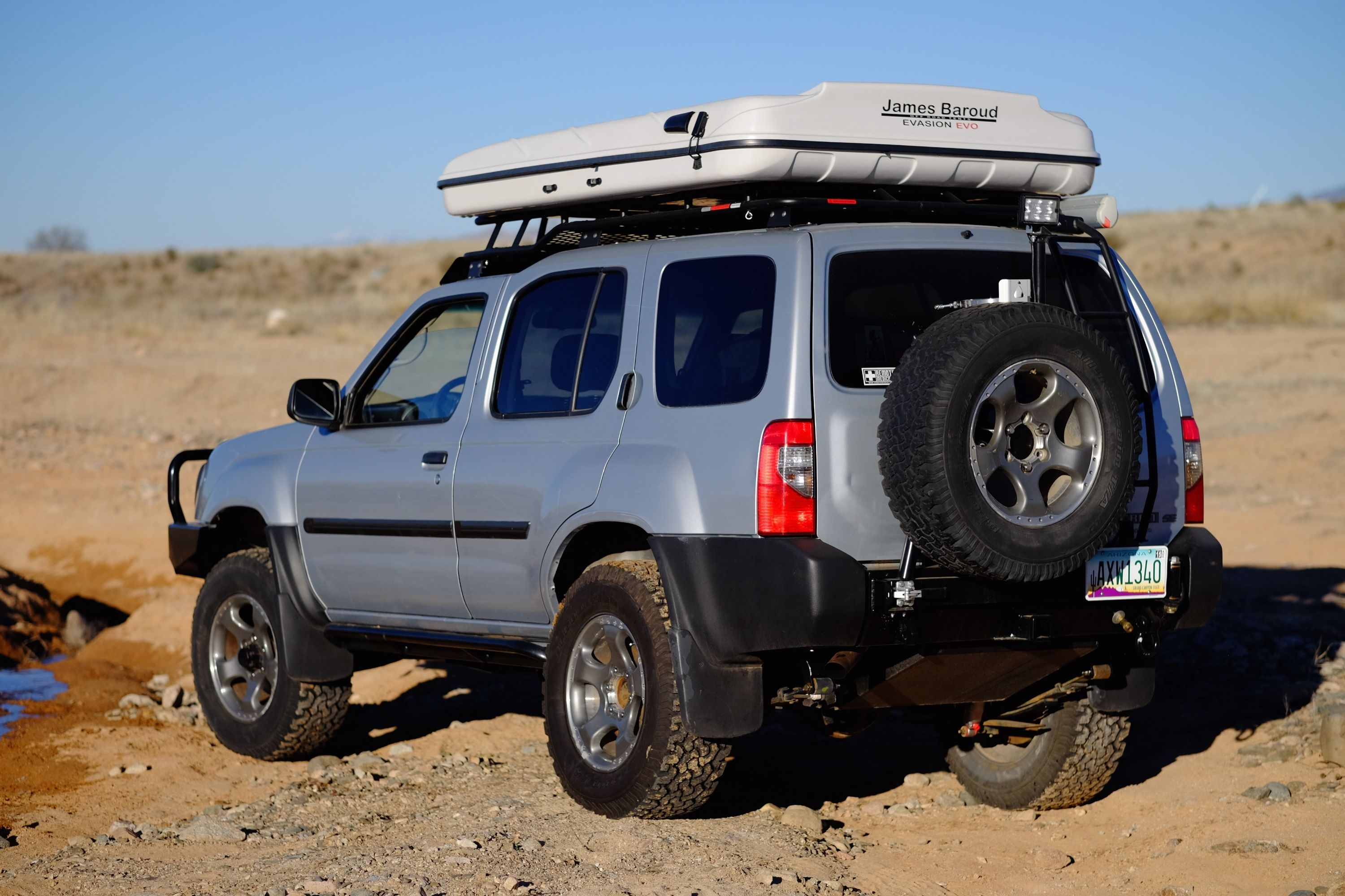 Image result for expedition nissan xterra