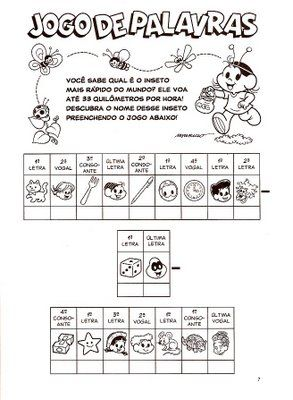 Jogos De Palavras Para O 1º Ciclo Educacao Online Jogo De Palavras Palavras Educacao