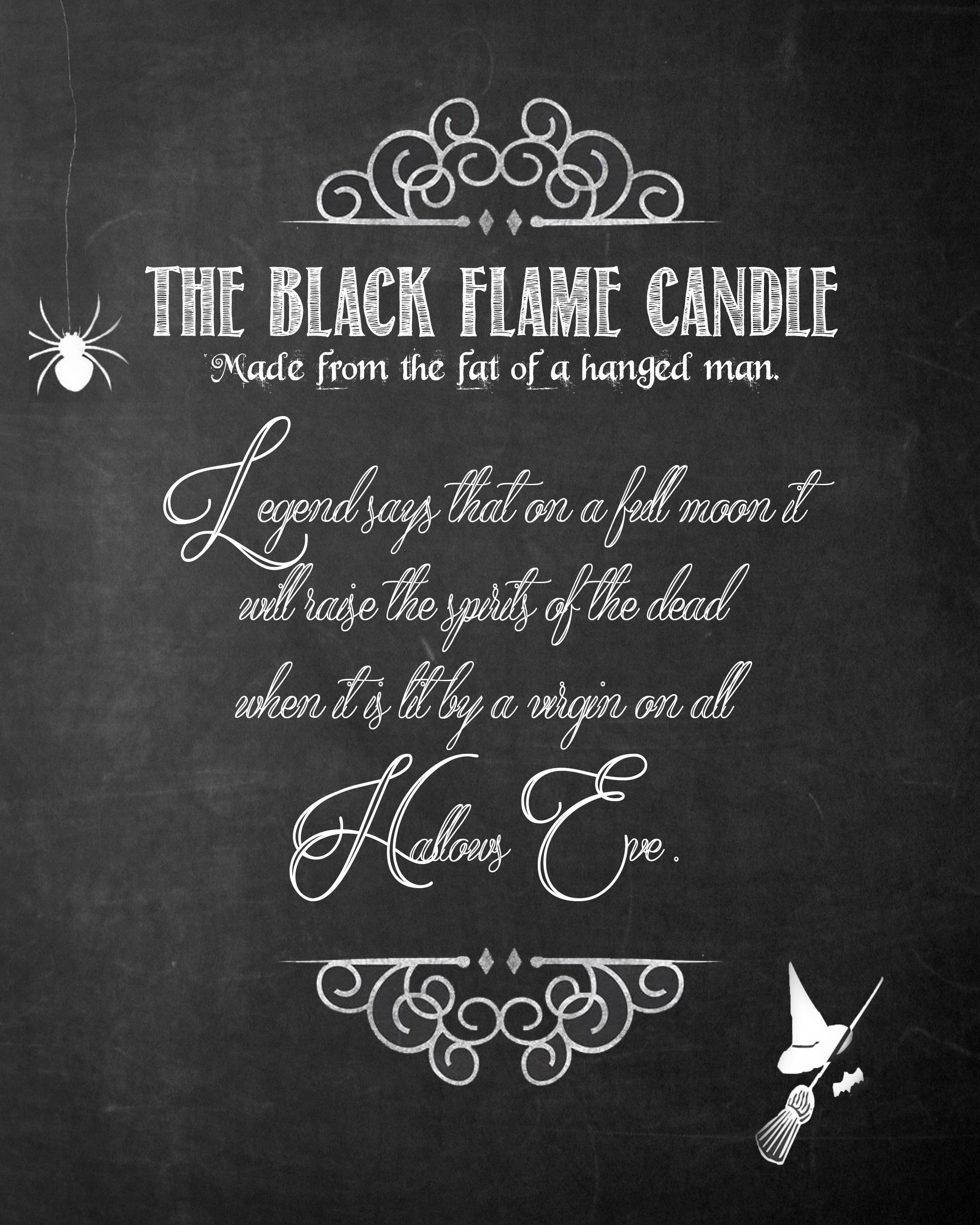 Hocus Pocus chalkboard quote made by Marcy M \u2026