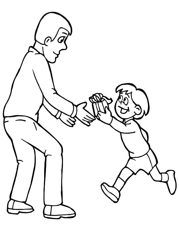 Pin by Vipin Gupta on Happy Fathers Day Pinterest Happy father - new coloring pages i love you daddy