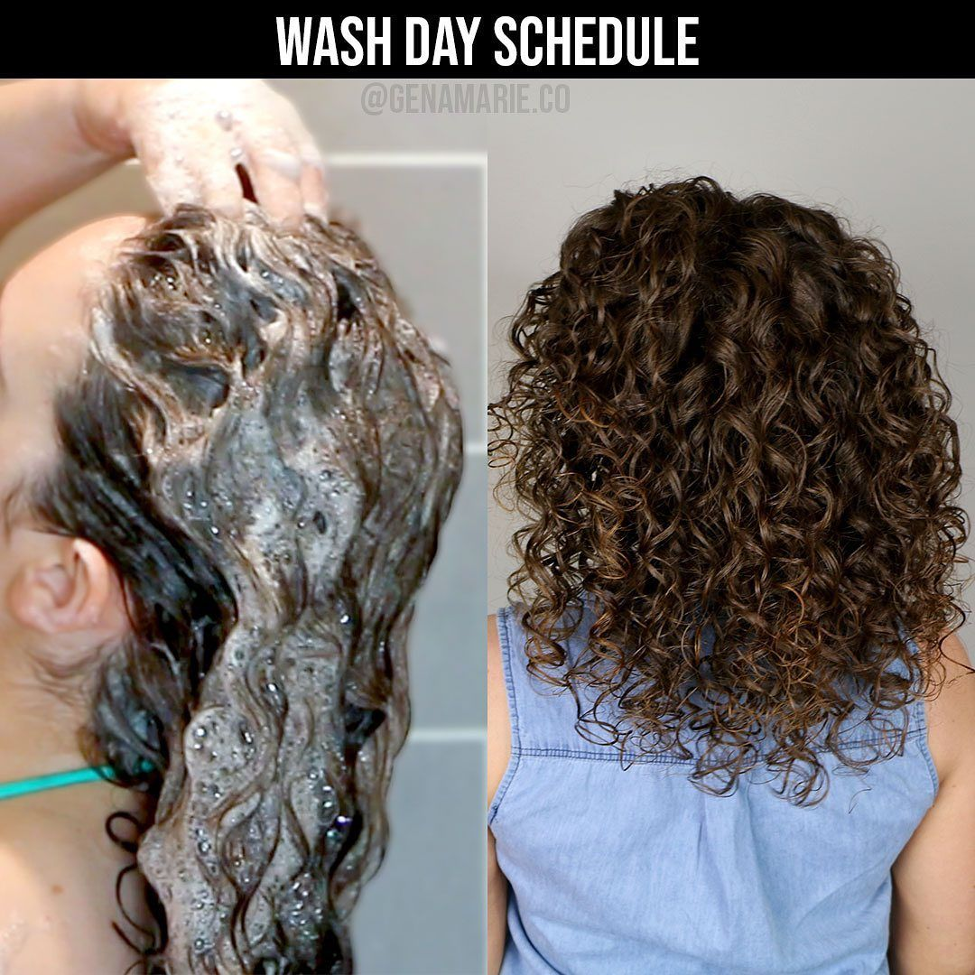 Video How To Make Curls Tighter At The Root More Defined Gena Marie In 2020 Curly Hair Styles Damp Hair Styles Polished Hair