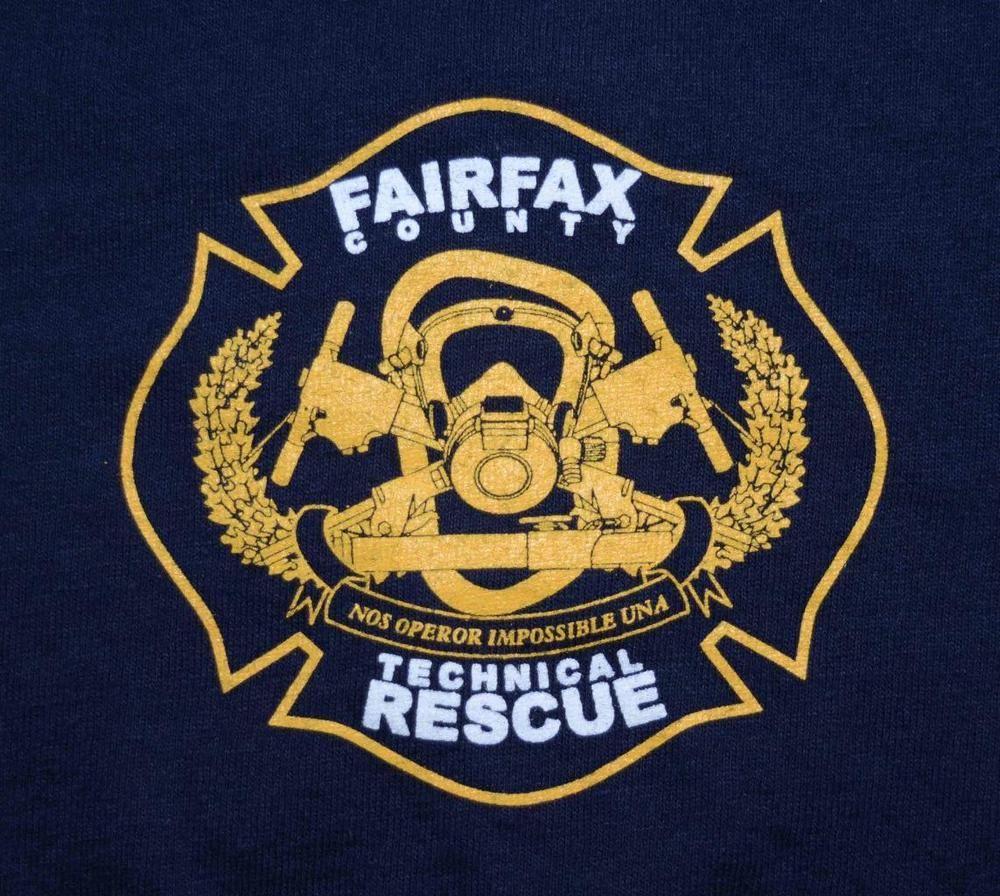 Fairfax County Virginia Technical Rescue Special