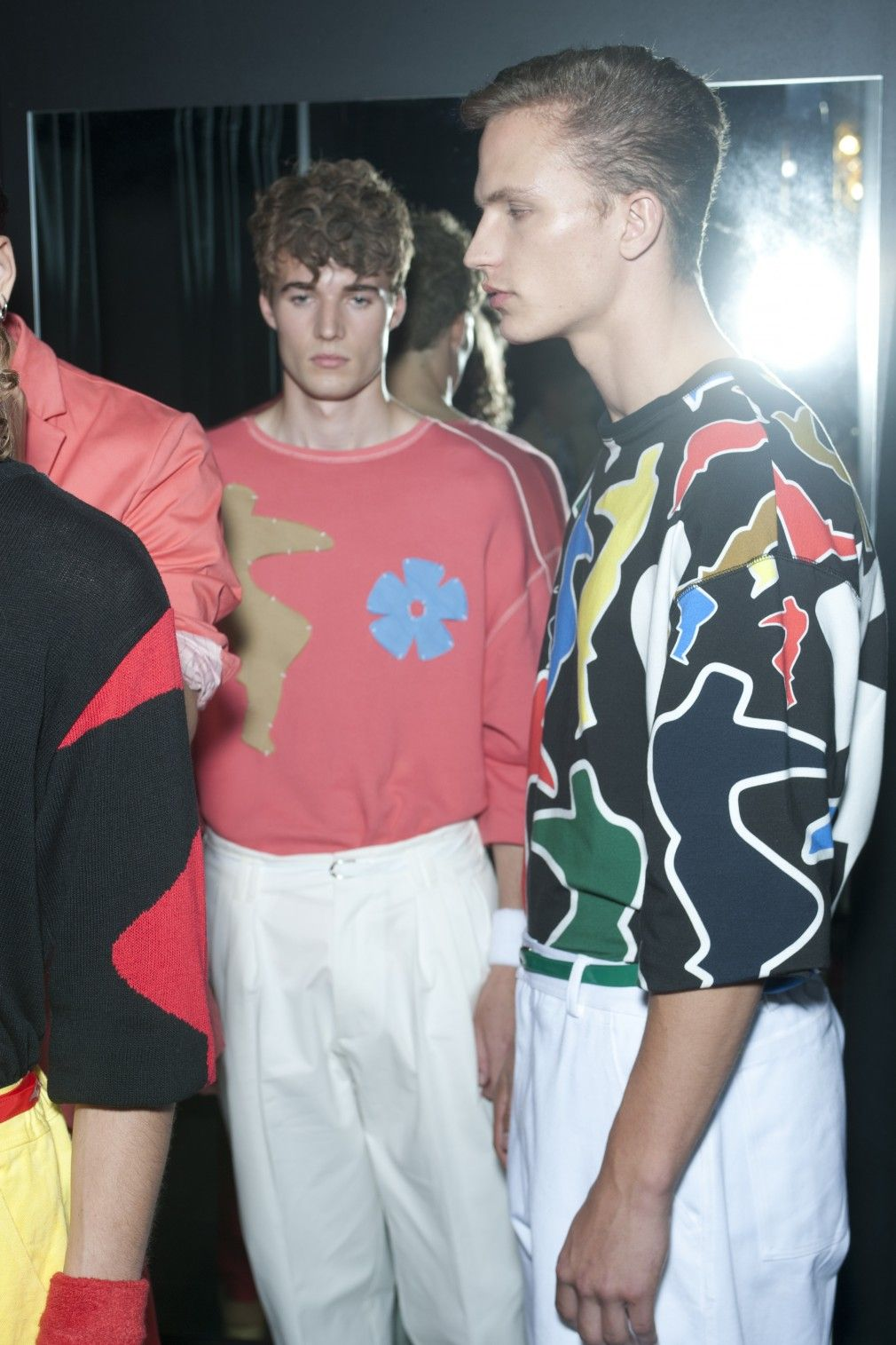 London Collection:Mens SS15 Hunter Gather SS15
