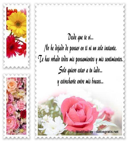 descargar frases de amor para mi enamorada,textos bonitos de amor para enviar a mi novia por whatsapp : http://www.datosgratis.net/lindos-mensajes-de-amor-para-mi-novia/