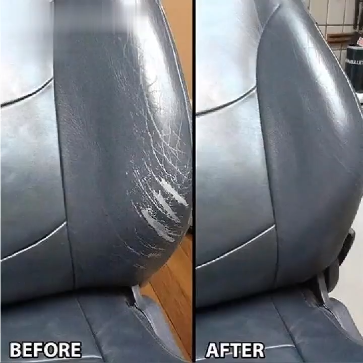 Leather Repair Cream Car Seat Sofa Repair Tool Video Video Leather Repair Leather Restoration Repair Cream