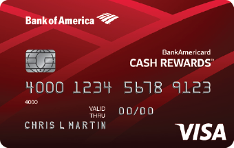 Thanks For Choosing Bank Of America We Look Forward To Serving You Again Soon Cash Rewards Credit Cards Rewards Credit Cards Secure Credit Card