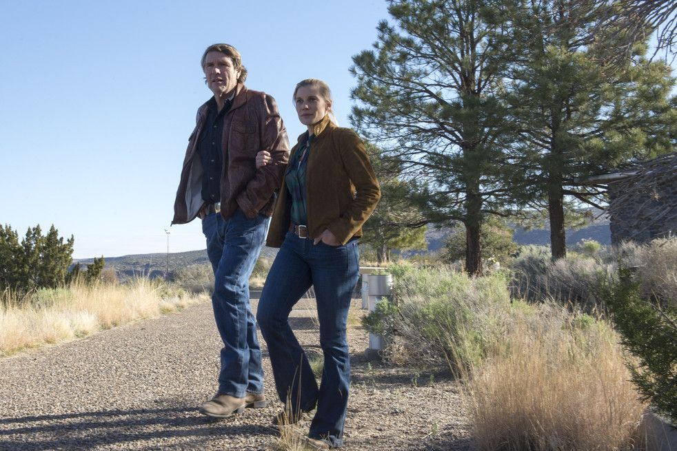 'Longmire' picked up for a fourth season by Netflix, the