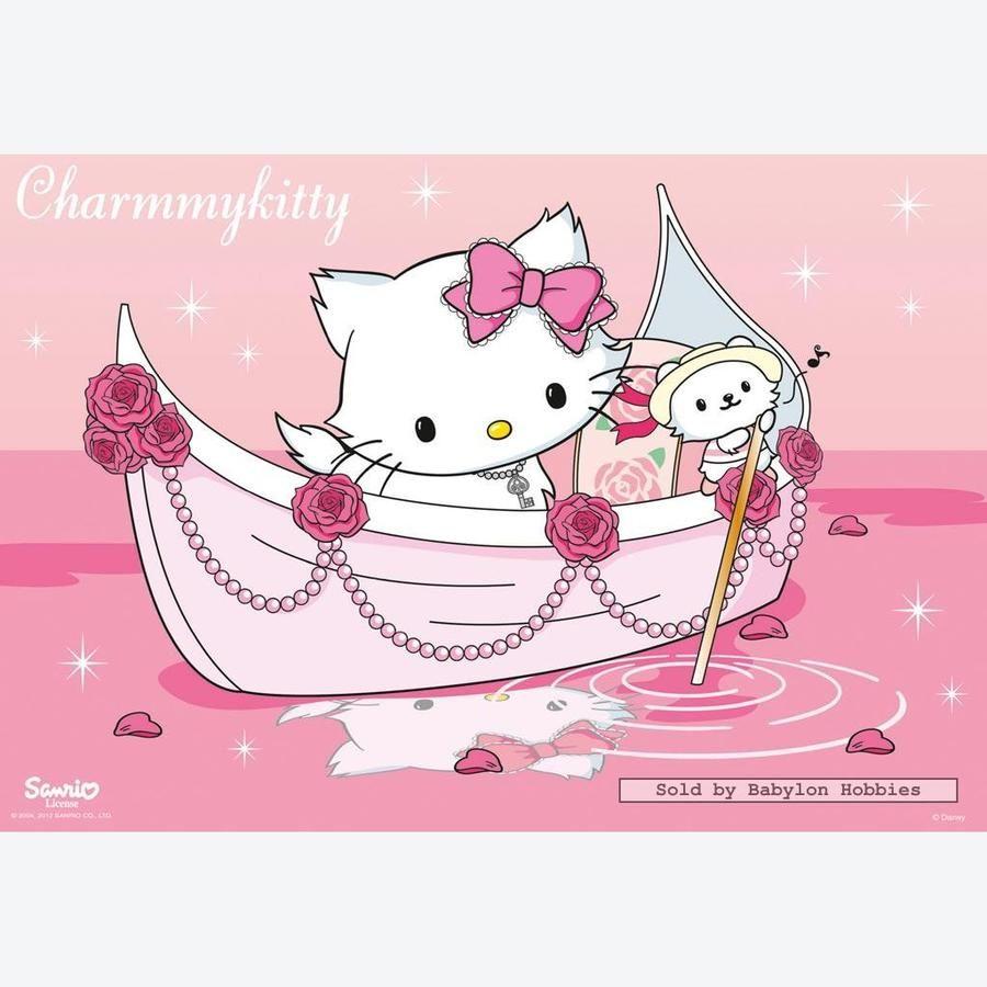 Charmmy Kitty Gondola Gondolier 3 O Cica Hello Kitty