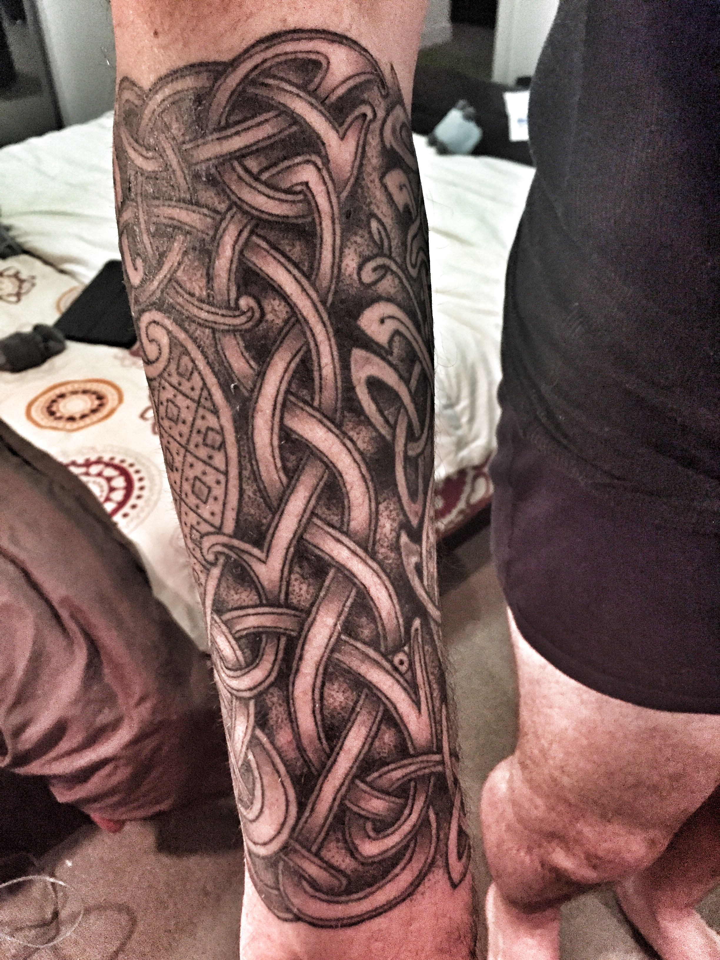 Pin By Mark Topping On Sleeve Tattoo Celtic Sleeve Tattoos Celtic Tribal Tattoos Viking Tattoos