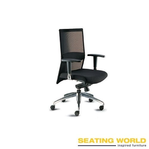 Model Gs 2111an 22t2 Office Seating Mesh By Euro At Seating World Office Seating Seating Euro