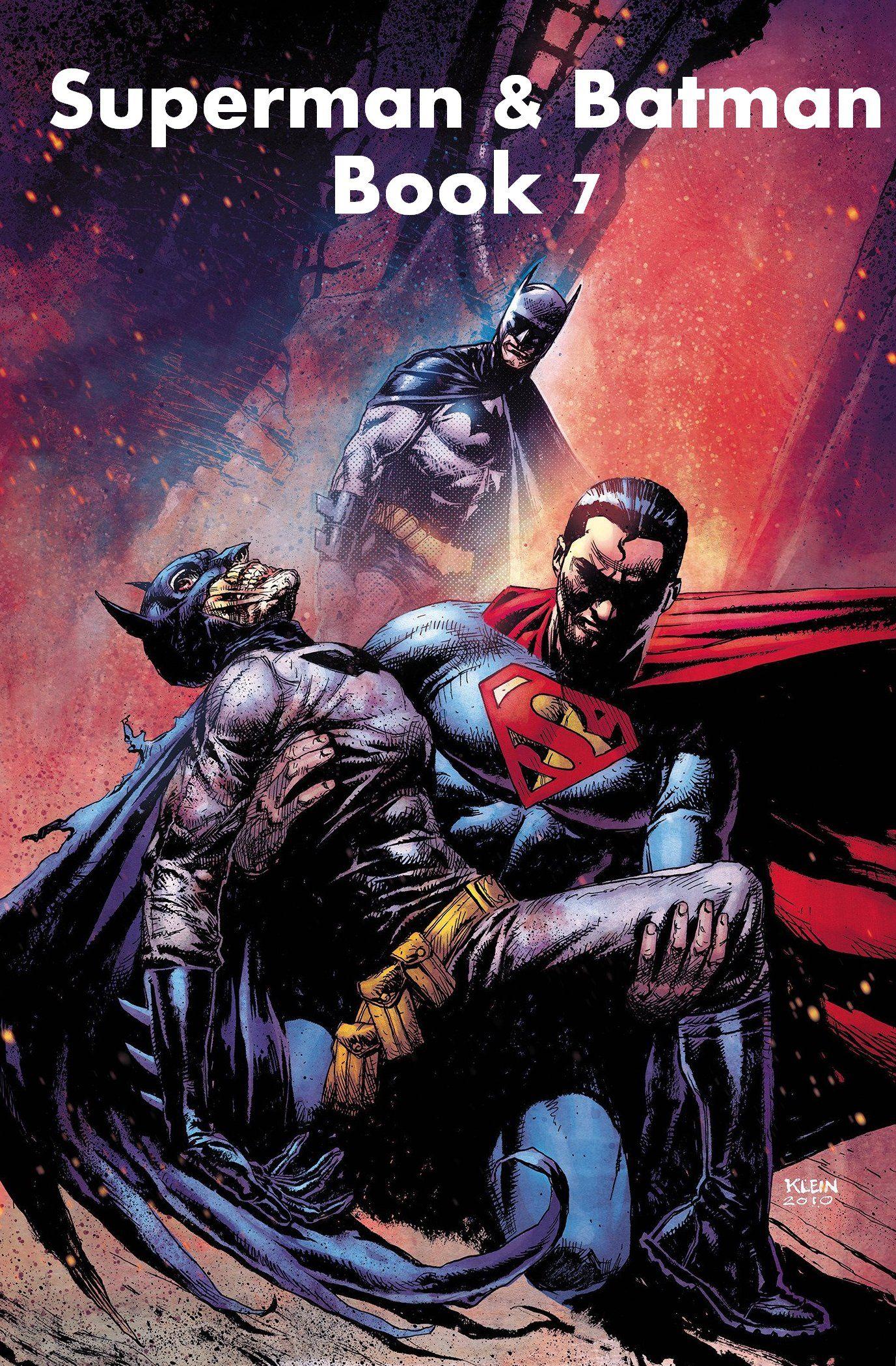 Erhbaw34 Superman Art Batman And Superman Batman