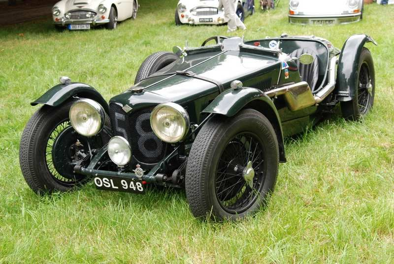 1936 Riley 12 4 Special Based On The Kestrel What A Blast From The