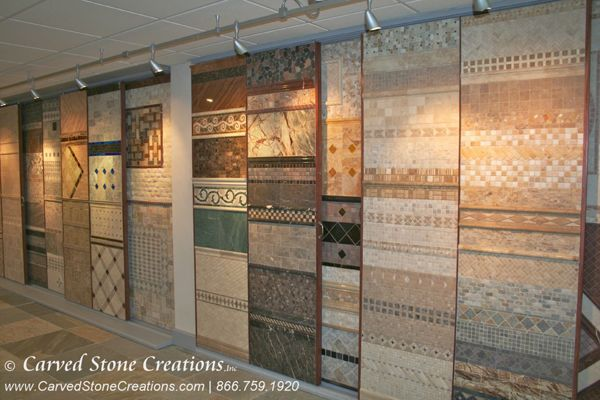 Bathroom Tiles Showroom natural stone vessel sinks and kitchen sinks for your home