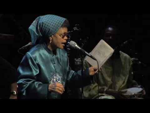 2008 Sonia Sanchez Middle Passage Youtube Black Poets