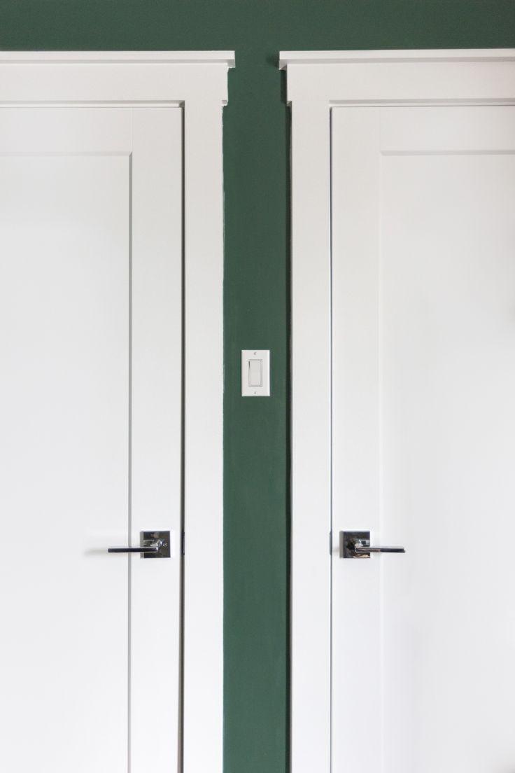 Shaker Craftsman Square Stock Door Casing Metrie Shaker Interior Doors Home Masonite Interior Doors